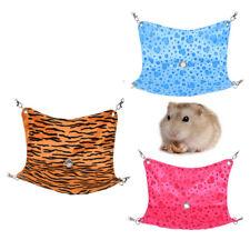 Pet Hammock Hamster Hang Mat Guinea Pig Chinchilla Rabbit Cage For Hamsters-Sl