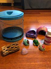 New listing Hermit Crab Habitat with accessories
