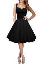 Formal Knee Length No Pattern Dresses Plus Size for Women