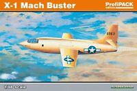 Eduard Kits 1:48 SCALE  Profipack X-1 Mach Buster EDK8079