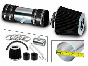 Short Ram Air Intake Kit+BLACK Filter 07-11 GMC Acadia SLE SLT SL Denali 3.6L V6