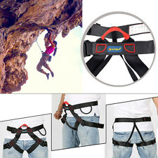 Outdoor Heavy Duty Safety Harness Half Body Belts Climbing Fall Protection--CE