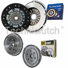 SACHS 3 PART CLUTCH KIT AND LUK DMF FOR TOYOTA COROLLA HATCHBACK 2.0 D-4D
