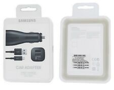 *Blister* Samsung Dual USB KFZ Ladekabel EP LN920BB für Samsung Galaxy S7 Edge