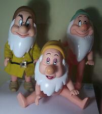 Dwarfs of Snow White, Nani di biancaneve, DISNEY by SIMBA (35 cm tall)