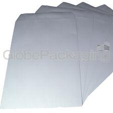 50 X C5/a5 Plain White Self Seal Envelopes 90gsm SS