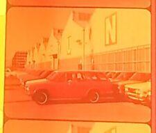 16mm film Datsun promo video