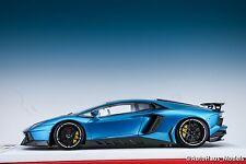 1/18 MG Models Novitec Toredo Lamborghini Aventador Artemis Green