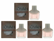 Satisfaction by Jovan for Women Combo Pack: EDT Spray 3oz (3x 1oz) - Damaged Box