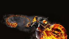 Ghost Rider Poster Length :800 mm Height: 500 mm SKU: 4143
