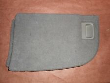 01-05 VOLKSWAGEN PASSAT WAGON FIRST AID HAZARD COMPARTMENT COVER GRAY USED
