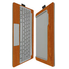 Skinomi Light Wood Skin Protector for HP Envy 8 Note Keyboard Only