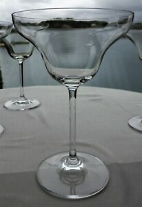 1 MARQUIS BY WATERFORD VINTAGE MARGARITA GLASS, NEW DISPLAY, NO BOX