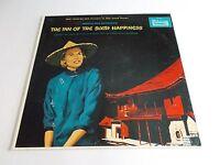 The Inn Of The Sixth Happiness Original Soundtrack LP 1958 Bergman Vinyl Record