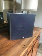 Polk Audio PSW10 100W Powered Subwoofer - Silver/Black