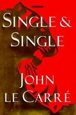 Single and Single by John Le Carré (1999, Hardcover) REDUCED!