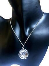 Mohn Halskette, Handmade in England aus Feinem Englischen Zinn