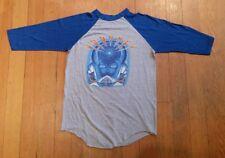 Vintage Journey 1983 Frontiers World Tour Original Raglan Concert T-Shirt