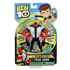 Ben 10 Power up Deluxe Figures - Four Arms