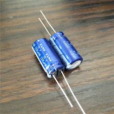 10pcs 2200uF 16V Japan ELNA RE3 10x20mm 16V2200uF Audio Capacitor