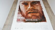SEUL AU MONDE   !   affiche cinema