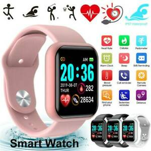 2021 Waterproof Bluetooth Smart Watch Phone Mate For iphone IOS Android LG