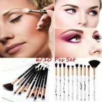 Cosmetic Applicator Eyeshadow Contour Foundation Brush Kabuki Makeup Brushes