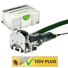 Festool DF 500 Q-Plus GB 110V Jointer Domino Joining System in Sys-2 574329