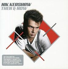 NIK KERSHAW Then & Now The Very Best Of CD BRAND NEW