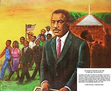 Dr. Martin Luther King, Jr. 72 piece jigsaw puzzle