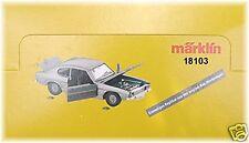 Märklin 18103 Set con 12 Replika modellini di automobili#