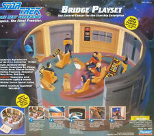 Playmates Star Trek The Next Generation Enterprise Bridge Playset New SEALED