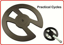 Rixen & Kaul Unidisc Bicycle Chain Ring Guard suits most bikes  - Unidisk