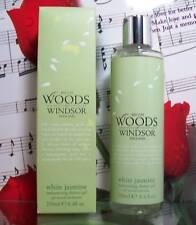 Woods Of Windsor White Jasmine Shower Gel 8.4 Fl. Oz.NIB