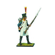 NAP0345 French 18th Line Infantry Voltigeur Reaching for Cartg. by First Legion