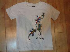 Stephen Joseph Lizard Shirt 2 4 Euc