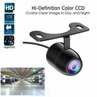 Car Reverse Parking Reversing Camera 170° HD Rear View Cam Backup Night Vision