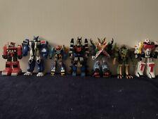 Power Rangers Megazord Lot MINI FIGURES