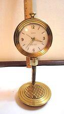 Vintage Clock Semca eight days, alarm