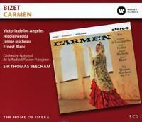 SIR THOMAS BEECHAM Bizet Carmen (2019) 43-track 3-CD NEW/SEALED