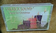 """Cassette """"I Hear a Sound' St Joseph's & Bloomsbury choirs Ray d'Inverno conducts"""