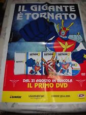 LOCANDINA POSTER MANIFESTO DVD DAITARN III DAITAN III N. 1 cm 48,00 X 68,00 cm !