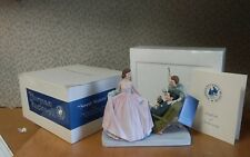 "1979 Norman Rockwell Museum Figurine ""Sweet Sixteen"" New In Box Coa Numbered"