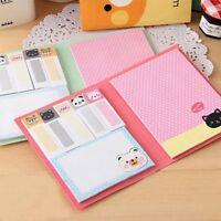 Pcs Good Quality Cartoon Cute Diary Book Notebook Notepad Memo Paper