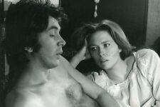 FAYE DUNAWAY FRANK LANGELLA LA MAISON SOUS LES ARBRES 1971 VINTAGE PHOTO #1