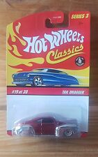 Hot Wheels 2006 Classics Series 3 #19/30 TAIL DRAGGER Spectraflame Red (A+/A)