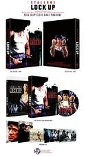 Lock Up (2016, Blu-ray) Full Slip Limited Edition (500copies) Sylvester Stallone