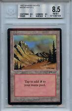 MTG Arabian Nights Mountain Land BGS 8.5 NM-MT+ Magic Card 7308