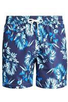 Polo Ralph Lauren Mens Designer 5 3/4 Traveler Board Shorts Swim Trunk Floral XL