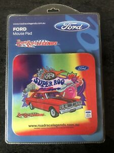 """ROAD RACE LEGENDS FORD 1971 XY 351 GT """"SUPER ROO"""" MOUSE PAD"""